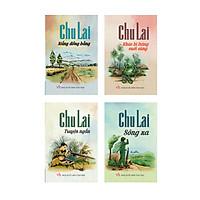 Combo Các tác phẩm nhà văn Chu Lai 4 (4 cuốn)