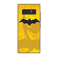 Ốp điện thoại dành cho máy Samsung Galaxy Note 9 - Batman MS ACMTU005