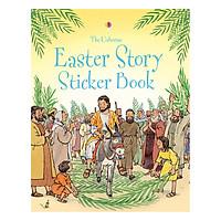 Usborne Easter Story Sticker Book