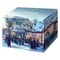 Boxset Harry Potter - Tiếng Việt (Trọn Bộ 7 Tập)