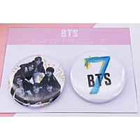 Gương mini BTS Map Of The Soul 7 quà tặng dành cho ARMY