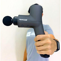 Máy massage cầm tay Boozer BZ-MG01X - Có 4 đầu massage tối ưu để giảm đau và phục hồi