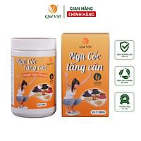 Ngũ Cốc Tăng Cân Quê Việt - 100% nguyên liệu hữu cơ - Bổ xung dinh dưỡng, tăng cân tự nhiên