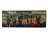 Lót chuột Playerunknown's Battlegrounds (PUBG) 80x30cm 1026