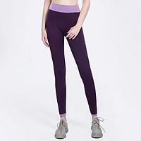 Quần Tập Gym Nữ BAZAS BZ12-388 Violet
