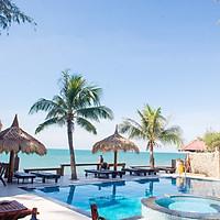 [KM Kích Cầu] Viva Boutique Resort 3* Mũi Né - Bữa Sáng, Hồ Bơi, Bãi Biển Riêng, Áp Dụng Tháng 6, 9 ,10