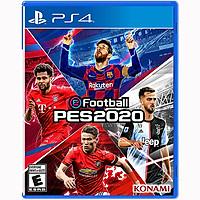 Game Konami eFootball PES 2020 (US) - PlayStation 4