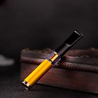 Tẩu lọc thuốc lá bằng kim loại ZB-602