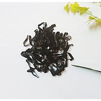Combo 100 chiếc chun đen bản to chắc chắn dai bền