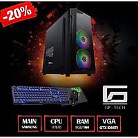 Máy tính chiến Full Game Core i7 870/ Ram 8GB/ GTX 750Ti Hàng chính hãng