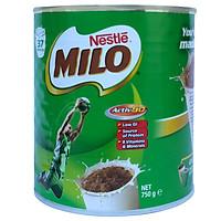 Sữa Nestle Milo Úc Hộp 750g