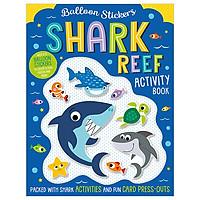 Balloon Stickers Shark Reef Activity Book