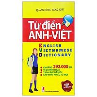 Từ Điển Anh - Việt 292.000 Từ