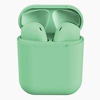Tai nghe Bluetooth i12 TWS cao cấp tự động kết nối cho âm thanh sống động kèm hộp sạc tiện dụng INPODS 12