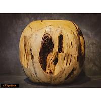 Đôn Gỗ Lũa Decor, chất liệu gỗ tự nhiên - Tính đa dụng sử dụng làm bàn sofa, Đôn ghế, Đôn kê đồ, ...