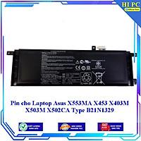 Pin cho Laptop Asus X553MA X453 X403M X503M X502CA Type B21N1329 - Hàng Nhập Khẩu