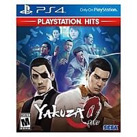 Đĩa Game Ps4: Yakuza 0 - Hàng nhập khẩu
