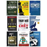 Combo bộ sách doanh nghiệp phát triển hiện nay và kỹ năng lãnh đạo đội nhóm xuất sắc
