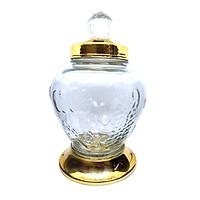 Bình Thủy Tinh Ngâm Rượu Sâm 3.5 Lít (Không Van)