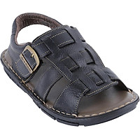 Giày Sandal Nam Da Bò Cao Cấp SUNPOLO SUSDA1