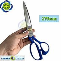 Kéo cắt vải C-Mart A0020-11 dài 275mm