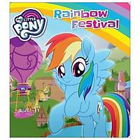 My Little Pony Story Board - Rainbow Festival