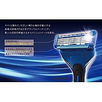 Dao cạo râu 5 lưỡi kép KAI nội địa Nhật Bản