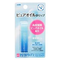 Son Dưỡng Mịn Môi Omi Menturm Select Lips Smooth Clear 5.3g
