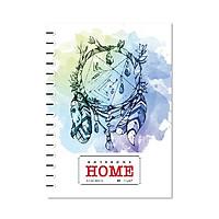 Sổ lò xo bìa bồi Hải Tiến Home - A4, A5, B5 300 trang