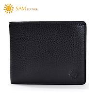 Ví Nam Da Bò – Ví Ngang SAM Leather SAM006