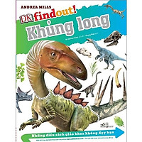 Sách - Những Điều Sách Giáo Khoa Không Dạy Bạn - Khủng Long (tặng kèm bookmark thiết kế)