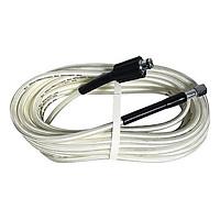 10m Ống dây rửa xe cho máy bơm xịt rửa áp lực cao:1 đầu ren 22mm và 1 đầu ren 14mm