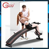 Ghế tập bụng - máy gập cơ bụng đa năng phòng gym dáng cong tập thể dục - lưng -hông - Hàng chính hãng
