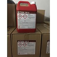 Hóa chất tẩy mốc xi măng,  cặn can xi, vết rỉ sét  Action 100s