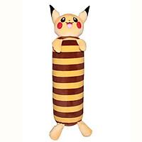 Gấu bông gối ôm Pikachu dễ thương size 60cm