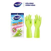 Găng tay Nitrile không mùi MyJae