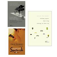 Combo Tazaki Tsukuru Không Màu Và Những Năm Tháng Hành Hương + Người Tình Sputnik + Những Người Đàn Ông Không Có Đàn Bà