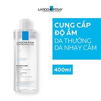 Nước Tẩy Trang Làm Sạch Sâu Cho Da Nhạy Cảm La Roche-Posay Micellar Water Ultra Sensitive Skin 400ml