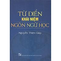 Từ điển khái niệm ngôn ngữ học