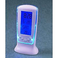 Đồng hồ để bàn cảm biến nhiệt độ có đèn LED (DH.510)