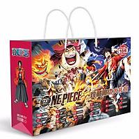 Hộp quà hình chữ nhật One Piece Đảo hải tặc anime thiết kế độc đáo tặng ảnh Vcone