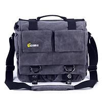Túi máy ảnh vải gai Eirmai SS05 ( Size  L )- Hàng chính hãng