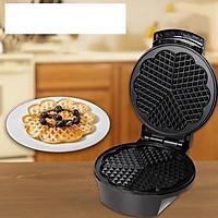 Máy làm bánh kẹp 152 Waffle trái tim