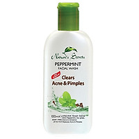 Sữa rửa mặt kháng viêm giảm mụn Peppermint Facial Wash 100ml