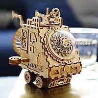 AM681 Spaceship Music Box – Mô hình Hộp nhạc Tàu Vũ Trụ