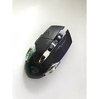 Chuột không dây game thủ Q3 Led All New Version dùng pin sạc - Hàng nhập khẩu