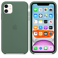 Ốp Silicon Apple cho iPhone 11 (Apple iPhone 11 Silicon Case)