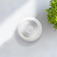 Đèn led cảm biến hồng ngoại có móc treo sạc cổng MicroUSB ( Tặng kèm 01 đèn led mini cắm cổng USB ngẫu nhiên )
