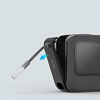 Nắp Đậy Pin Cho GoPro 9 Có Cổng Sạc Telesin - Camera Case Battery GoPro Hero 9 (Hàng chính hãng)