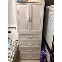 Tủ đựng quần áo cho bé bằng nhựa cao cấp